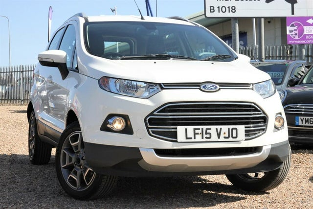 2015 Ford EcoSport 1.0 Titanium (X Pack) (15 reg)