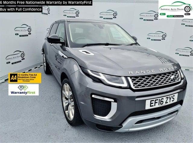 2016 Land Rover Range Rover Evoque 2.0Td4 Autobiography (s/s) Hatchback 5d (16 reg)