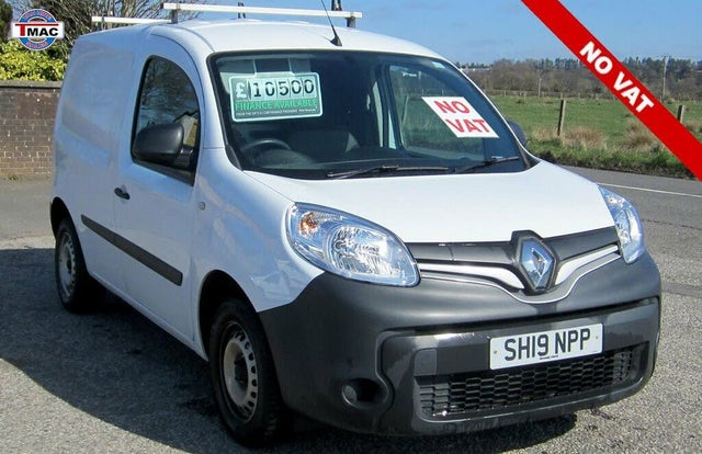 2019 Renault Kangoo 1.5TD ML19 Energy dCi 75 Business EU6 Panel (19 reg)