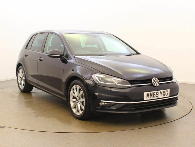 2020 Volkswagen Golf 1.5 TSI GT Edition (150ps) Hatchback (69 reg)