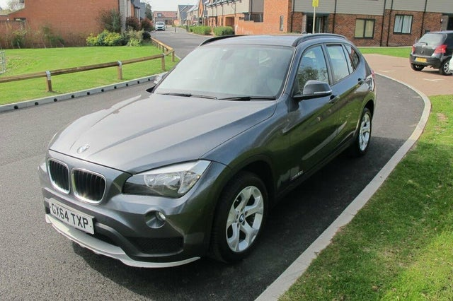 2014 BMW X1 2.0TD xDrive20d SE (AV reg)