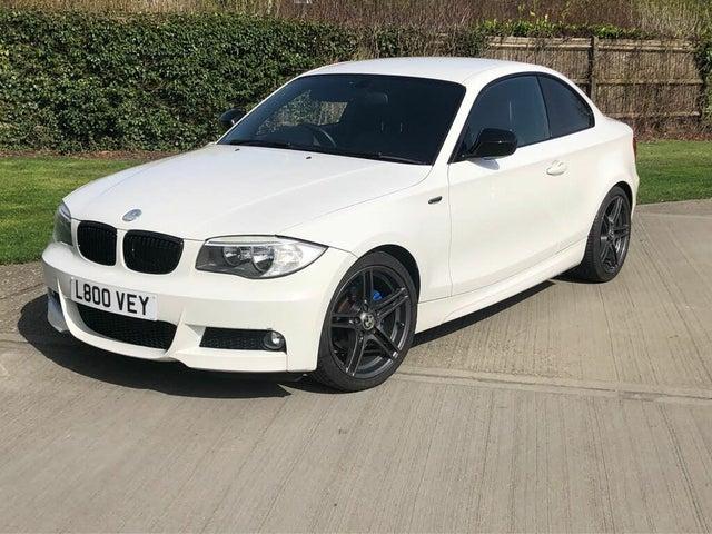 2012 BMW 1 Series 2.0TD 118d Sport Plus Edition Coupe (00 reg)