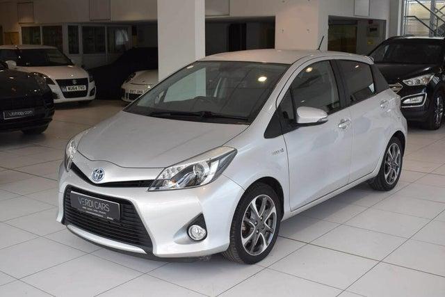 2014 Toyota Yaris 1.5 VVT-i Trend Hybrid (63 reg)