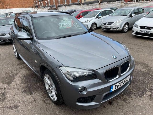 2011 BMW X1 2.0TD xDrive20d M Sport auto (61 reg)