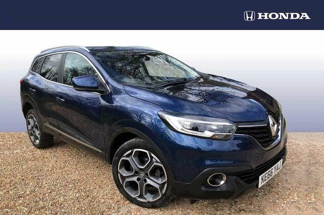 2017 Renault Kadjar 1.6dCi Dynamique Nav 4WD ENERGY (66 reg)