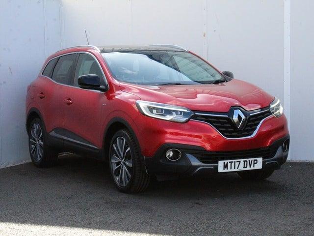 2017 Renault Kadjar 1.5dCi Signature S Nav ENERGY (s/s) (17 reg)