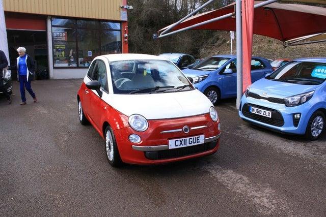 2011 Fiat 500 1.2 POP (69bhp) (11 reg)