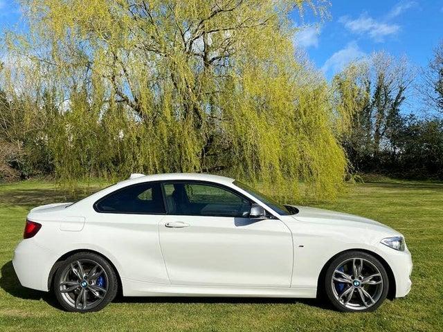 2017 BMW 2 Series 3.0 M240i Coupe (66 reg)