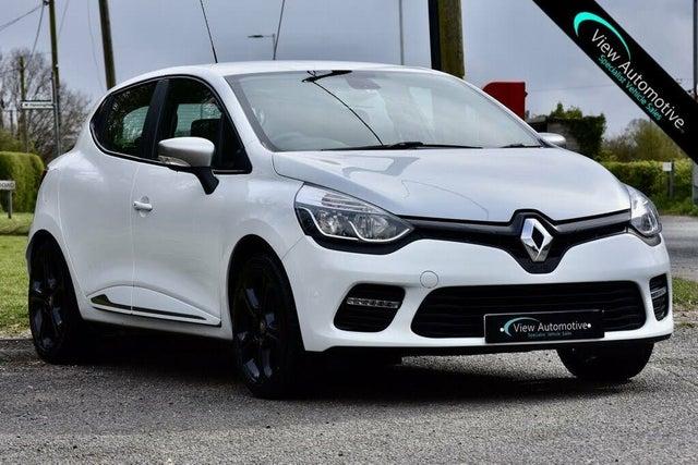 2016 Renault Clio 0.9 TCe Dynamique S Nav (66 reg)