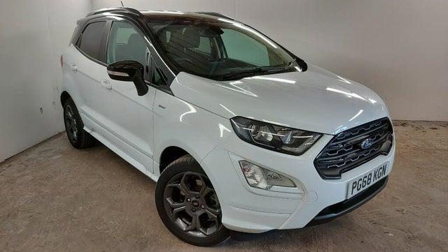 2019 Ford EcoSport 1.0T ST-Line (140ps) (68 reg)