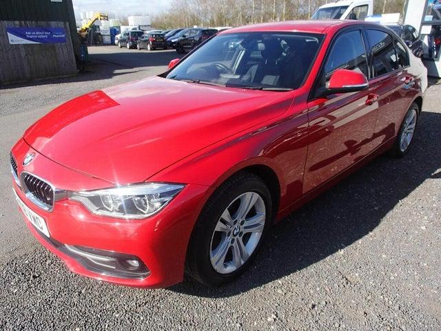 2018 BMW 3 Series 2.0TD 320d Sport Saloon 4d Auto (18 reg)