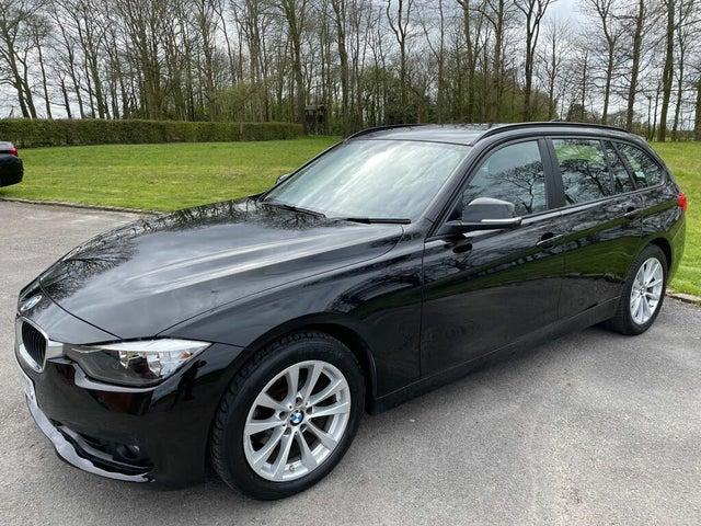 2016 BMW 3 Series 2.0TD 320d SE Touring 5d Auto (66 reg)