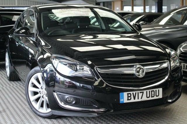 2017 Vauxhall Insignia Grand Sport 1.6TD Elite Nav (136ps) ECOTEC (17 reg)