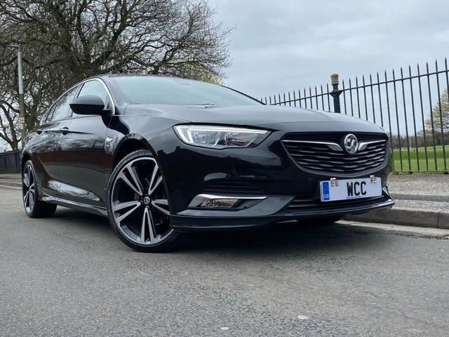 2018 Vauxhall Insignia Grand Sport 2.0TD SRi VX-Line (Nav) Auto (18 reg)