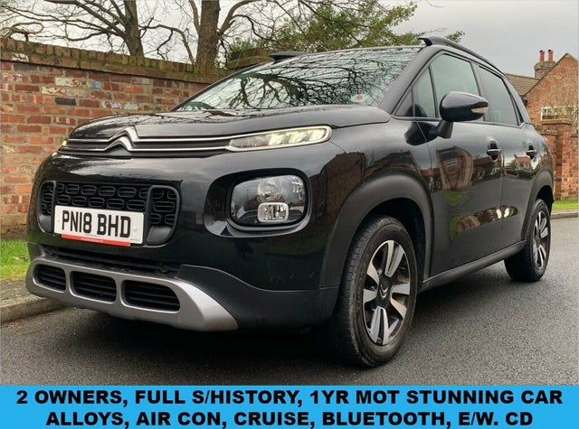 2018 Citroen C3 Aircross 1.6BlueHDi Feel (120bhp) (s/s) (18 reg)