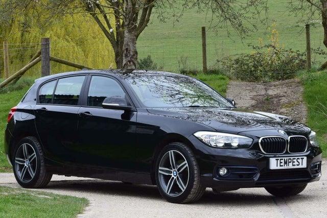 2015 BMW 1 Series 1.6 118i Sport (136bhp) 5d (15 reg)