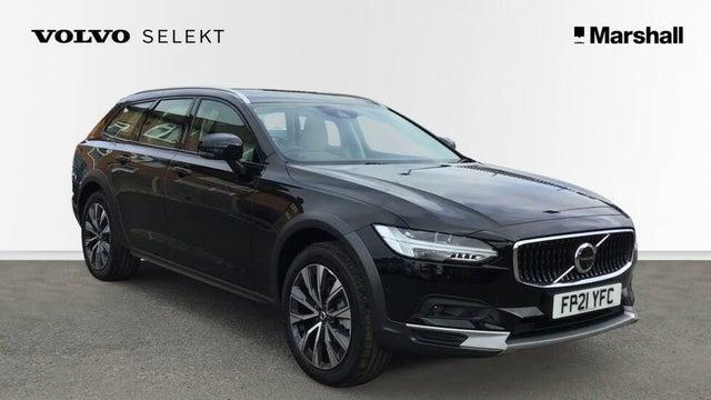2021 Volvo V90 2.0TD B4 Cross Country (21 reg)