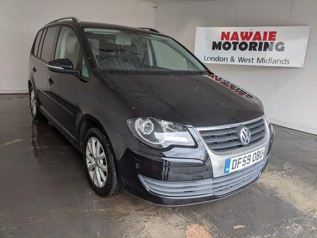 2010 Volkswagen Touran 1.9TD BlueMotion Match (59 reg)