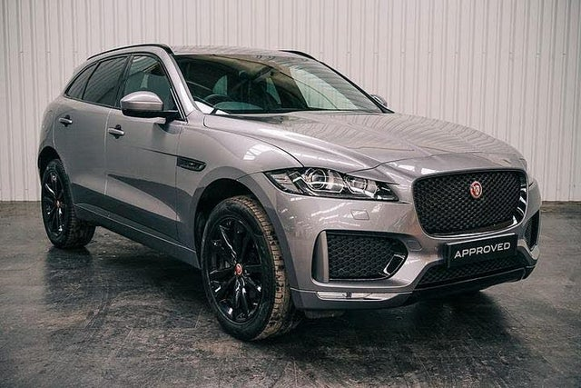 2019 Jaguar F-PACE 2.0 i4D Chequered Flag (240ps) (19 reg)