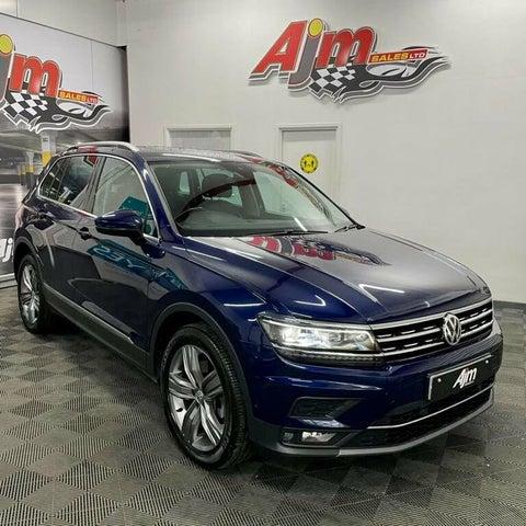 2018 Volkswagen Tiguan 2.0TDI SEL (240ps) 4Motion (s/s) DSG (67 reg)
