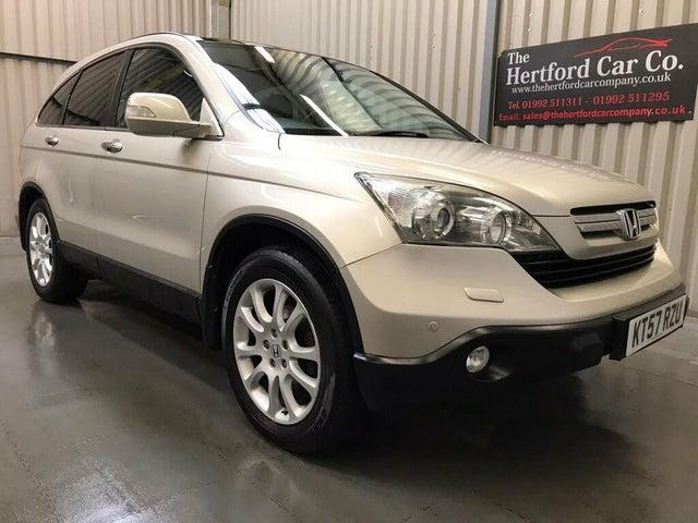 2007 Honda CR-V 2.0 EX (ACC)(CMBS)(HID)(AFS) auto (57 reg)
