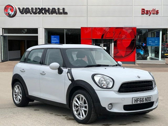 2016 MINI Countryman 1.6TD Cooper D Business Edition (Chili) (s/s) (66 reg)