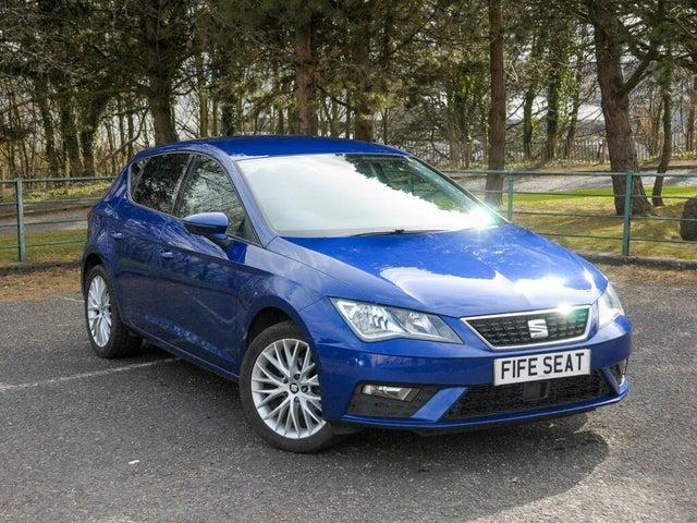 2017 Seat Leon 1.2 TSI SE Dynamic Technology Hatchback (17 reg)