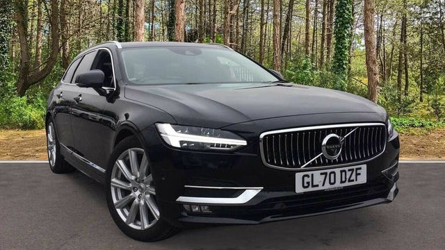 2020 Volvo V90 2.0 T4 Inscription Plus (70 reg)