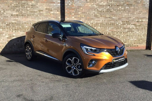 2020 Renault Captur 1.3 TCe S Edition (130bhp) with Bose (70 reg)