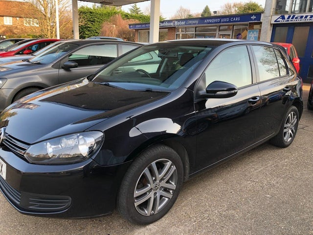 2010 Volkswagen Golf 1.6TD Blue Motion SE Hatchback 5d (10 reg)