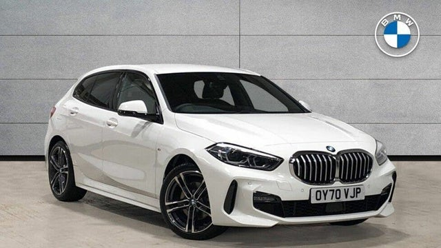 2020 BMW 1 Series (70 reg)