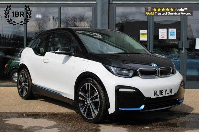 2018 BMW i3 E 94 Ah s Extended Range (18 reg)