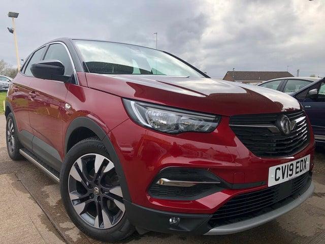2019 Vauxhall Grandland X 1.2 Sport Nav (19 reg)