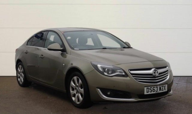 2013 Vauxhall Insignia 2.0CDTi SRi (140ps) (Nav) ecoFLEX (s/s) Hatchback 5d (63 reg)