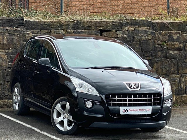2014 Peugeot 3008 Crossover 1.6HDi Active (14 reg)