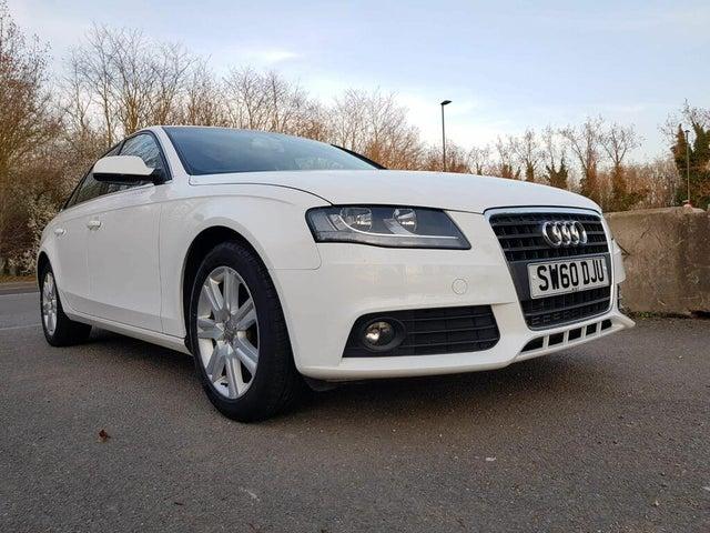 2010 Audi A4 2.0 S Line (211PS) (60 reg)