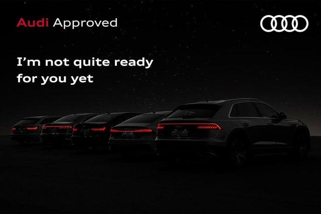 2018 Audi A4 2.0TDI quattro S Line (67 reg)