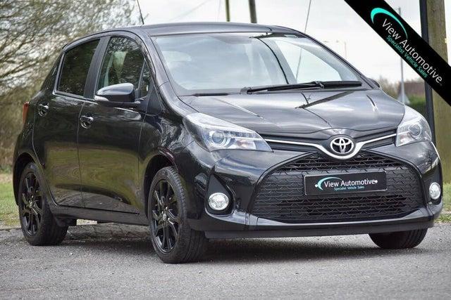 2015 Toyota Yaris 1.33 Sport (15 reg)