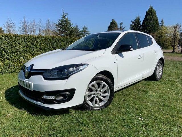2016 Renault Megane 1.5dCi Limited Nav ENERGY (s/s) Hatchback 5d (16 reg)