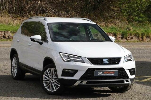2017 Seat Ateca 1.4 EcoTSI Xcellence (17 reg)
