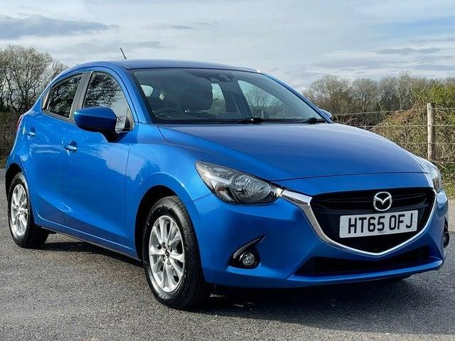 2016 Mazda Mazda2 1.5TD SE-L (Nav) (65 reg)