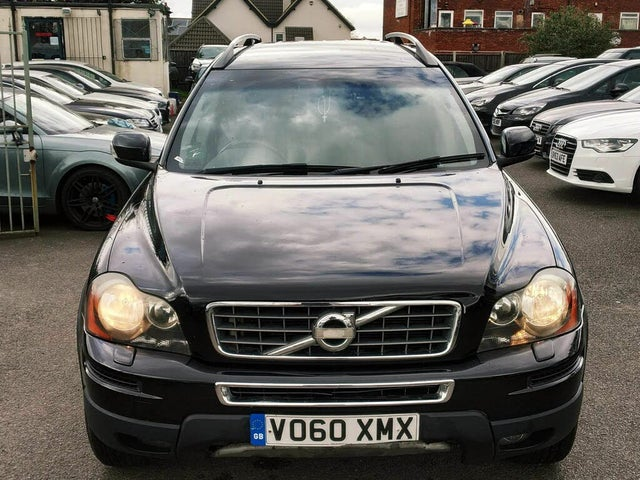 2010 Volvo XC90 2.4TD Active 2.4D Geartronic (60 reg)
