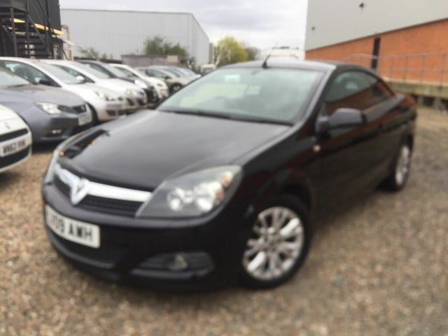 2009 Vauxhall Astra 1.6 Twin Top Sport 16v (115ps) Coupe (09 reg)