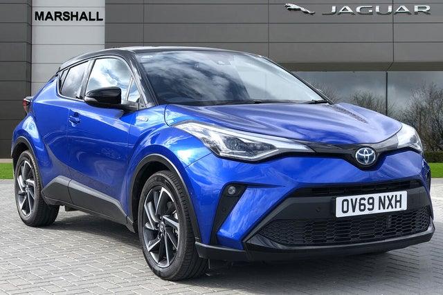 2020 Toyota C-HR 2.0 VVT-i Dynamic (69 reg)