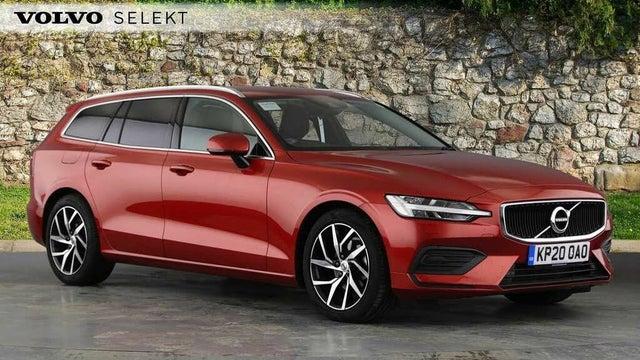 2020 Volvo V60 2.0TD D4 Momentum Plus Geartronic (20 reg)