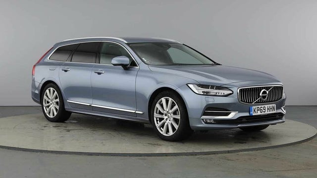 2019 Volvo V90 2.0 T4 Inscription Plus (69 reg)