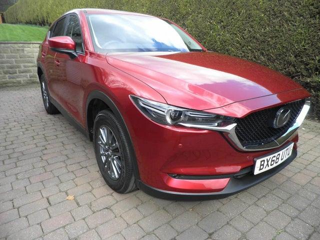 2018 Mazda CX-5 2.0 SE-L (NAV+) (68 reg)