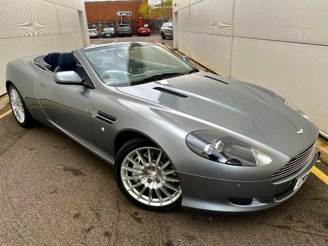 2008 Aston Martin DB9 5.9 Volante seq (58 reg)