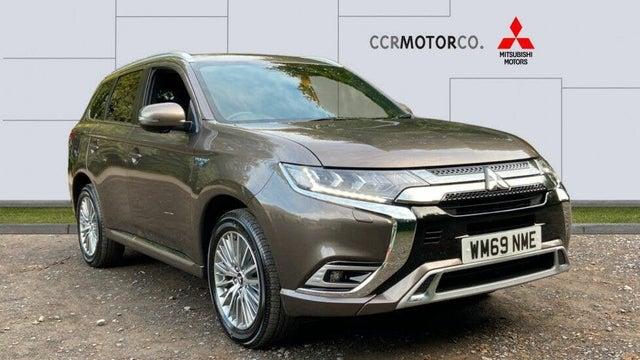 2020 Mitsubishi Outlander 2.4 Exceed PHEV (69 reg)