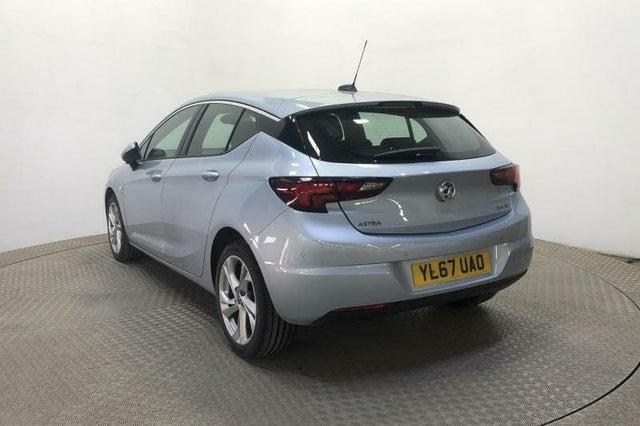 2018 Vauxhall Astra 1.4i 16v Turbo SRi (150ps) Hatchback (67 reg)